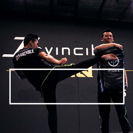 Invincible Worldwide Training - Alan La Kick 3