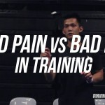 GOOD Pain vs BAD Pain in Training