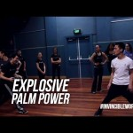 Explosive Palm Power | P3MA SKILLS TRAINING #1