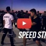 Speed Strike   P3MA SKILLS TRAINING #3