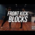 Front Kick Block | P3MA QUICK TIP #6