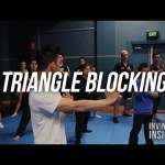 The Triangle Theory In Blocking | P3MA SKILLS TRAINING #9