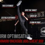 The TORNADO KICK | Tricking Form Optimisation Series