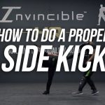 How To Do A Proper Side Kick