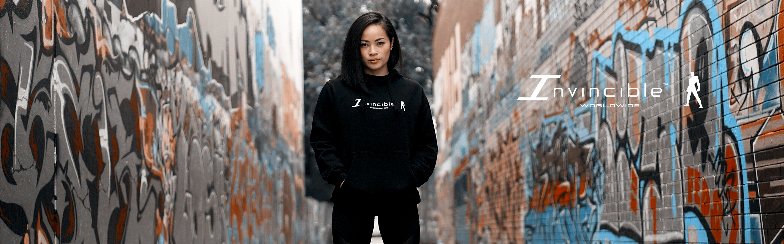 Invincible Worldwide Hoodies